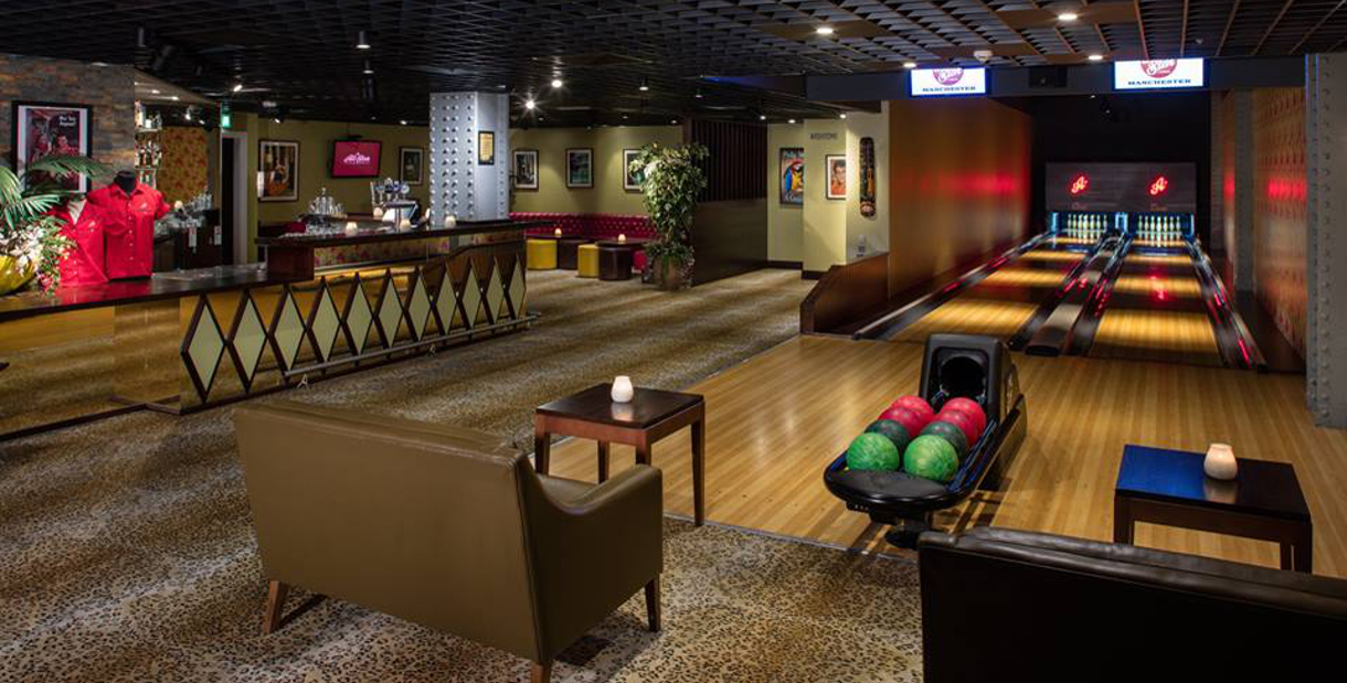 Things to do in Manchester - All Star Lanes