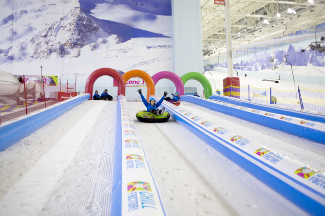 Chill Factore's Snow Park given a Cool Revamp