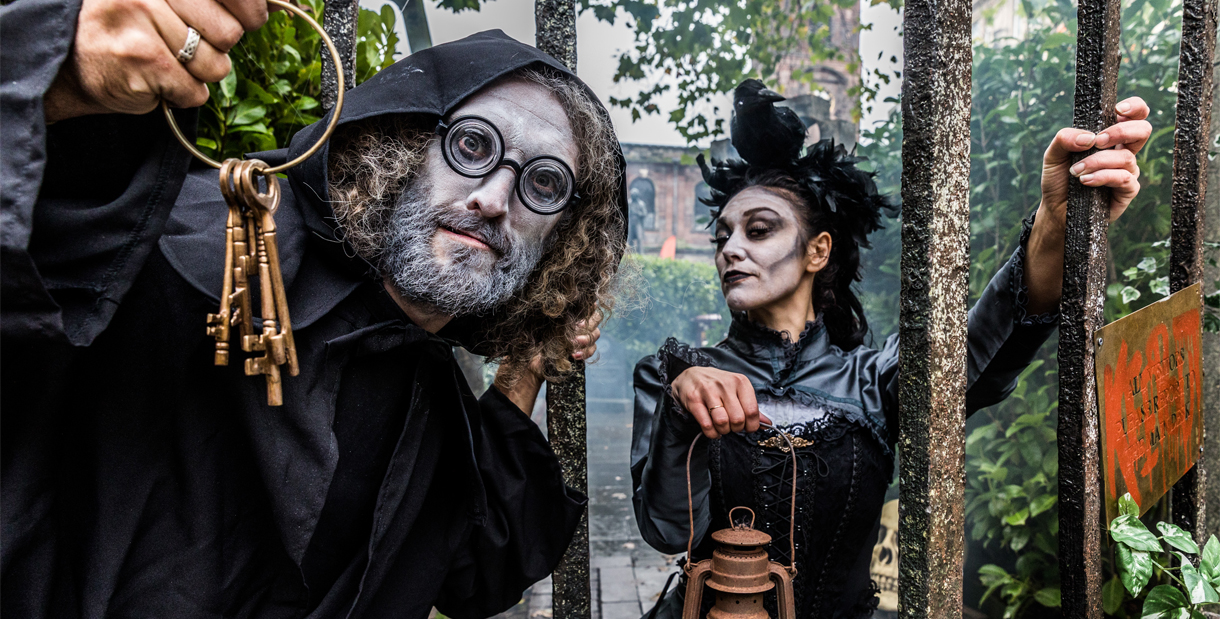 Halloween in the City returns to Manchester: 26 & 27 Oct