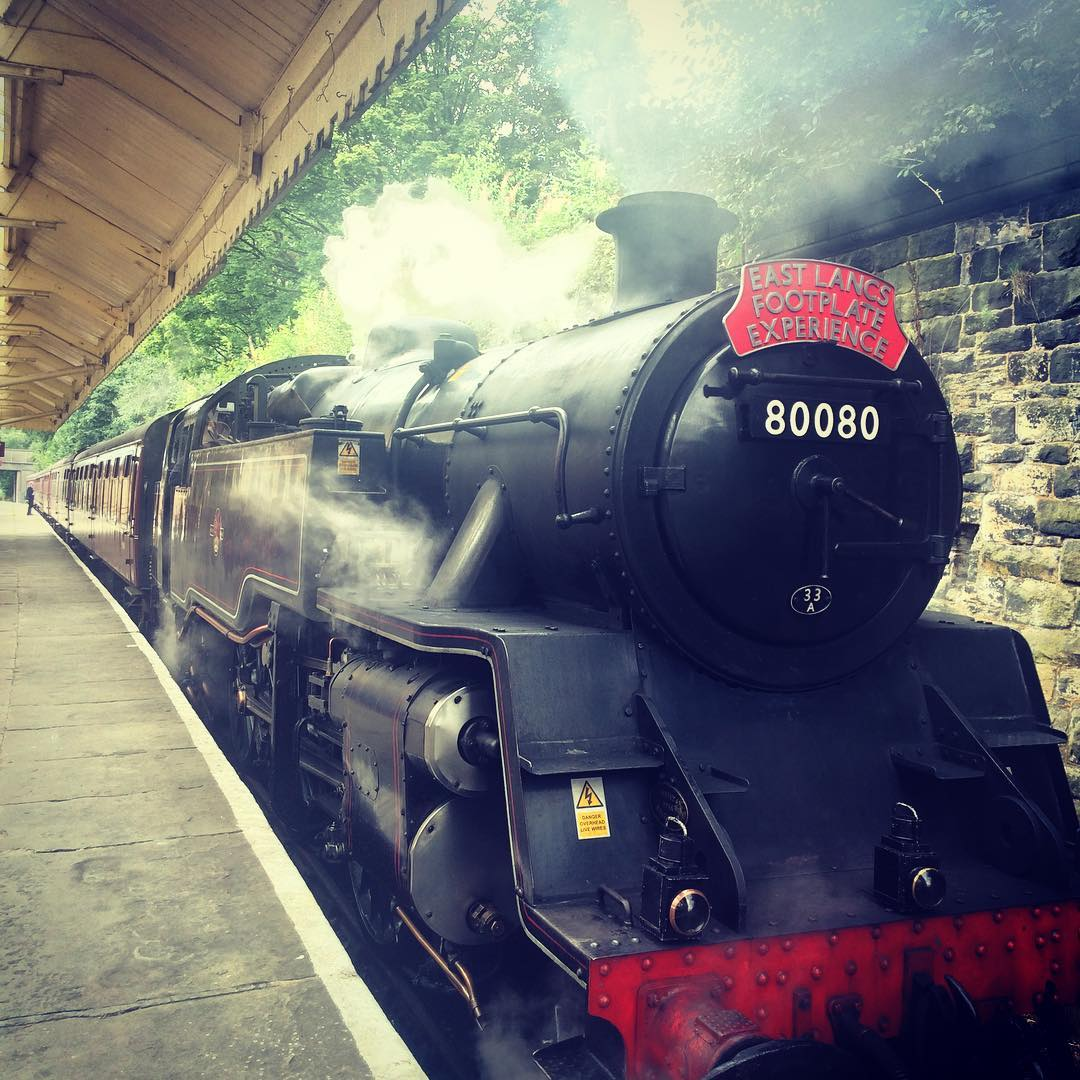 Things to do in Manchester - East Lancs Railway