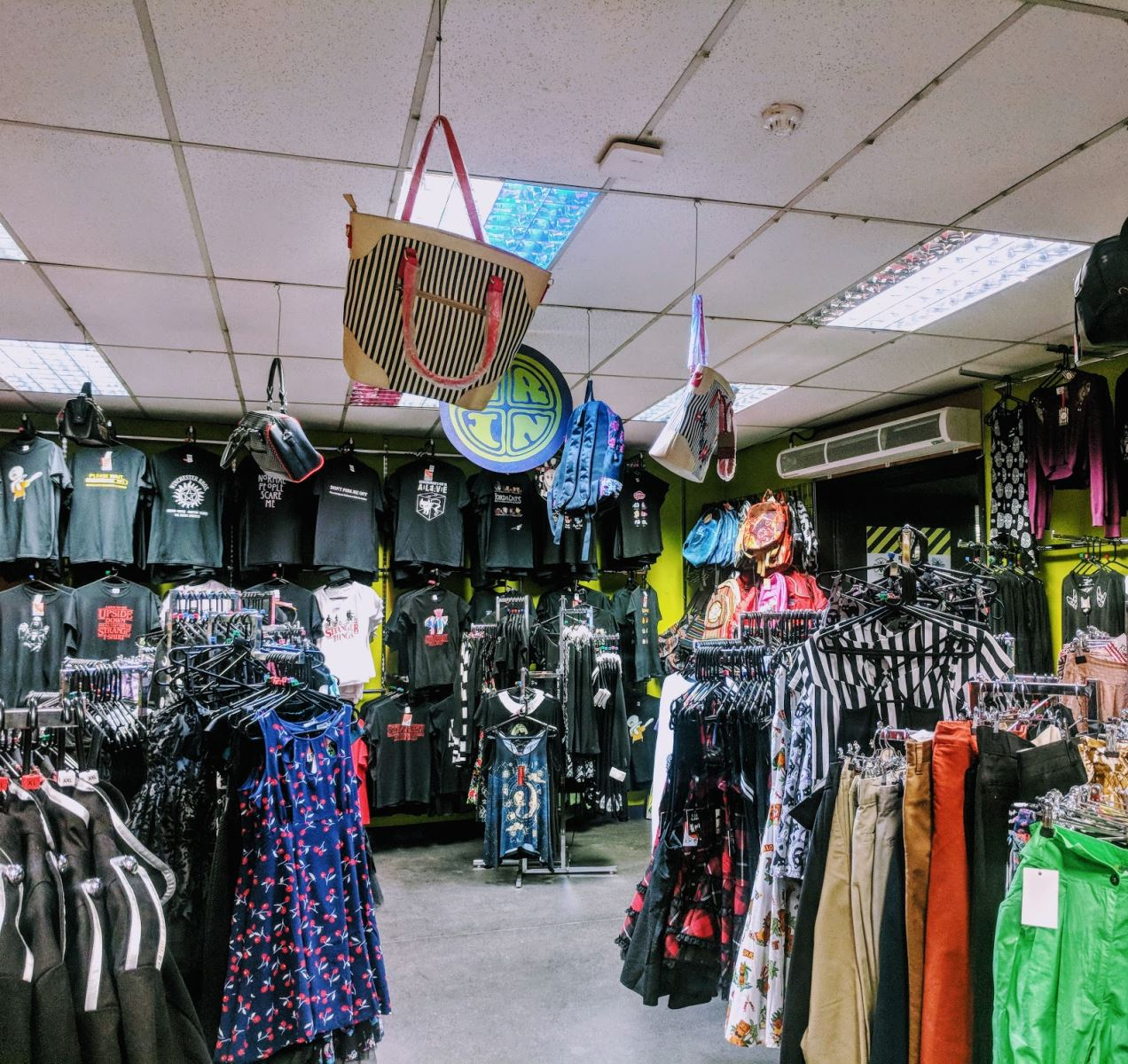 d0fa2df606 And it s not just its labyrinthine quality. Here at HAUNT Manchester we  bring you our top 10 best places to shop Goth