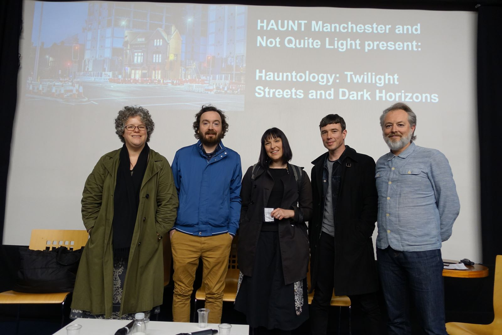 Hauntology panel