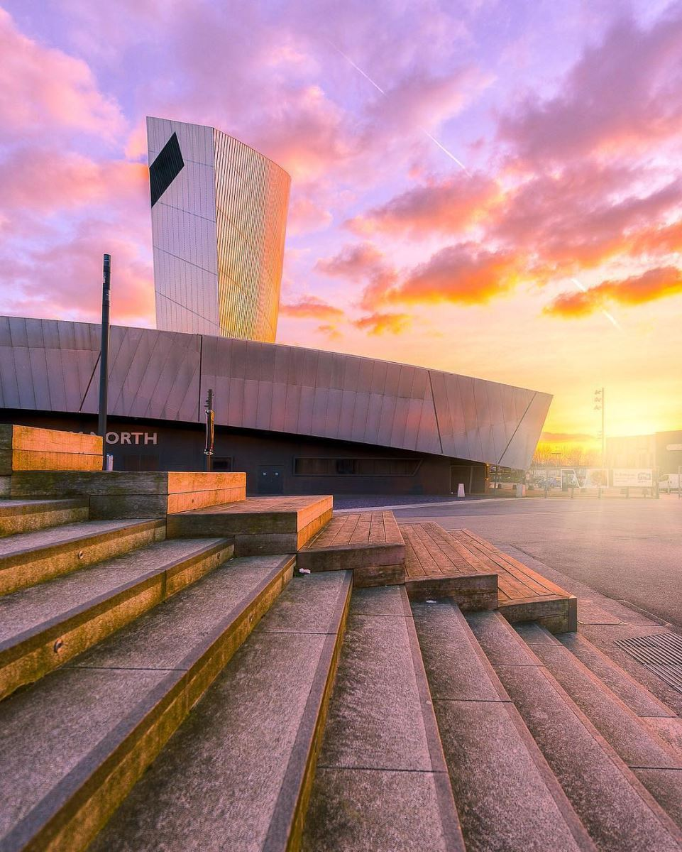 Things to do in Manchester - Imperial War Museum