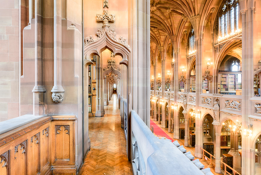 Things to do in Manchester - John Rylands