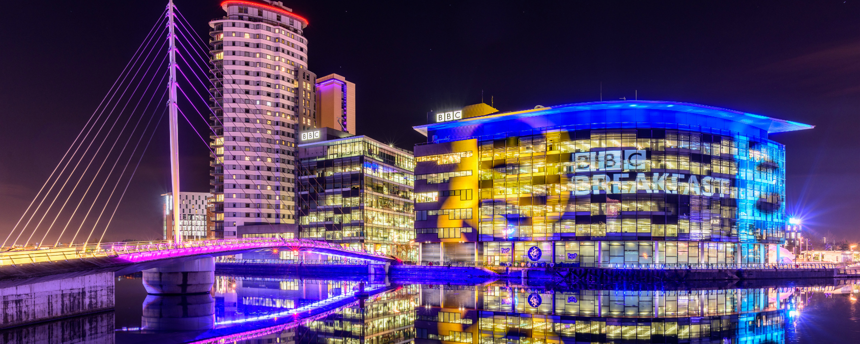 Salford Quays Itinerary