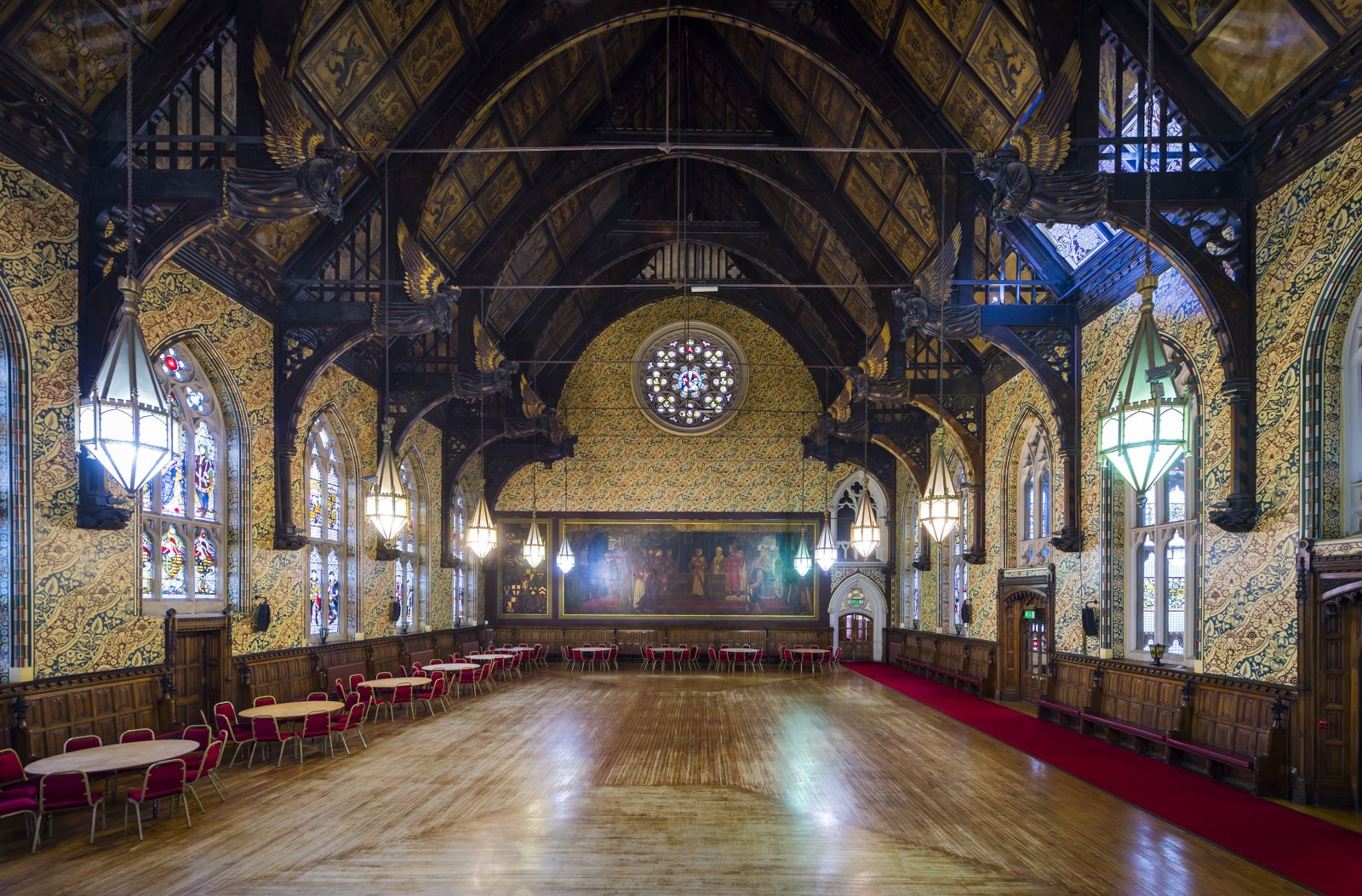 Great Hall Rochdale