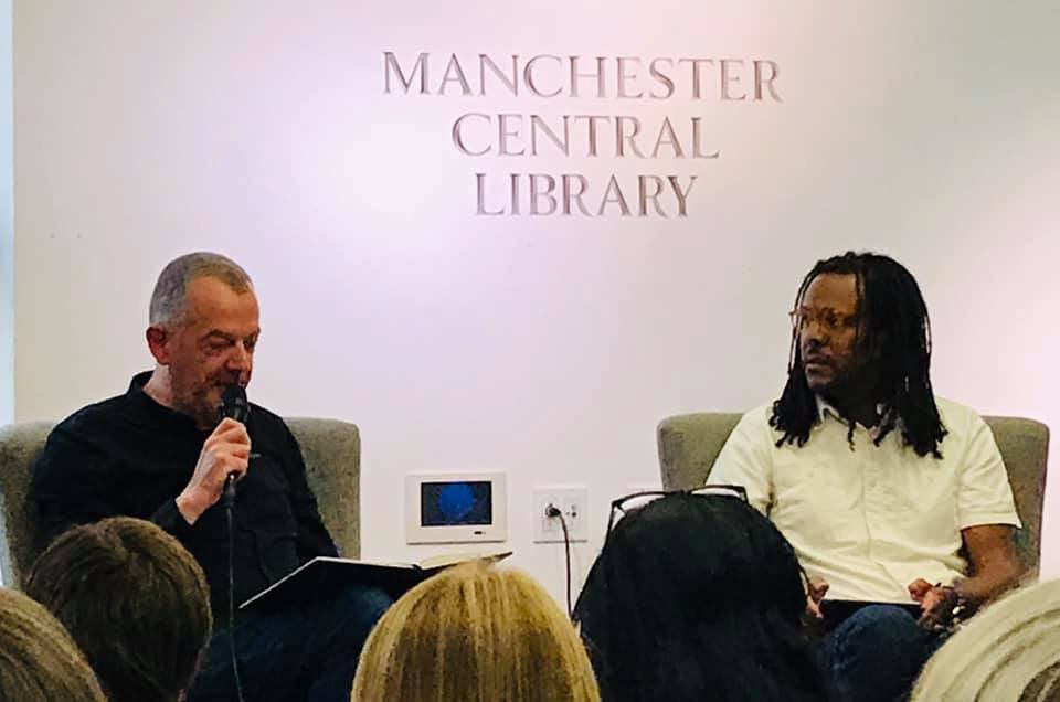 Colson Whitehead reflects on his new novel The Nickel Boys and more in conversation with Dave Haslam at Manchester Central Library