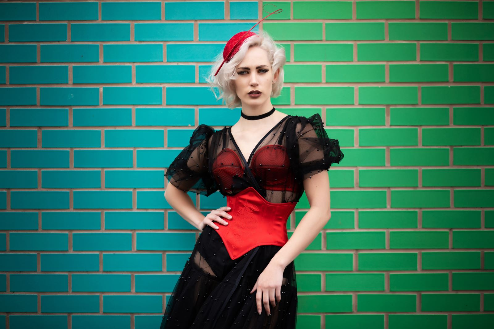 819ba7a275 The city s own corsetière Kiku Boutique turns 10 years old. Amidst the  lively bustle of the Northern Quarter