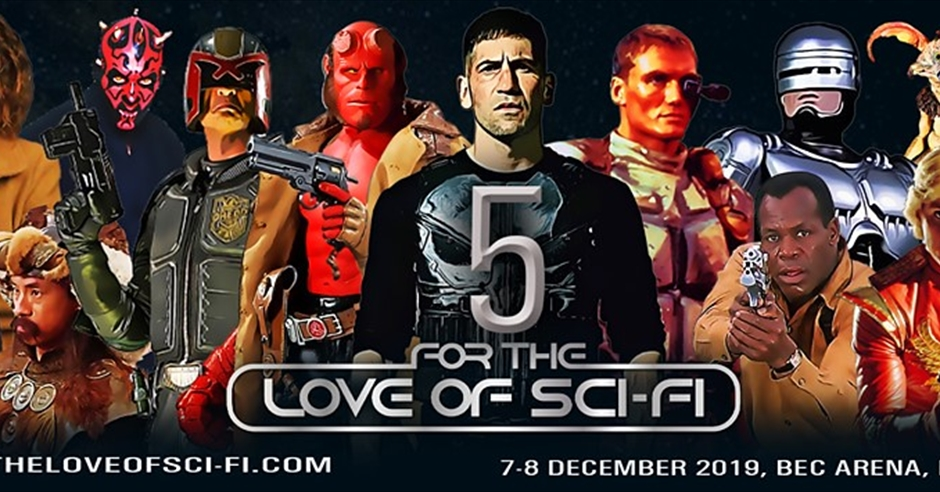 For the Love of Sci-Fi: Manchester to host premier Science Fiction convention at Bowlers Exhibition Centre