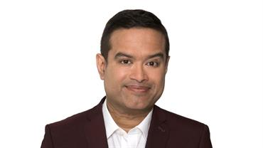 Off the Rails Comedy Club : Paul Sinha - Hazy Little Thing Called Love (29 Nov 2020)