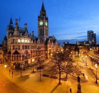 Manchester photograph