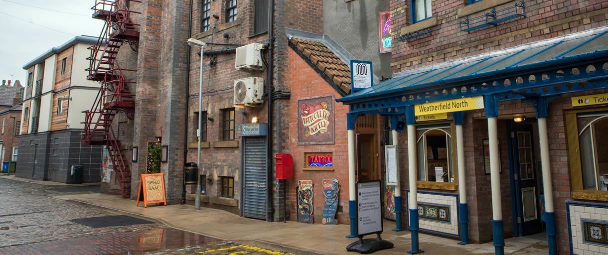Coronation Street Set Expands Into Victoria Street Visit