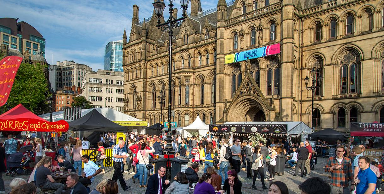 Manchester Food Drink Event Guide 2017 Visit Manchester