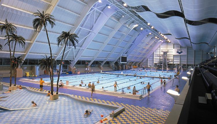 Manchester Aquatics Centre Visit Manchester