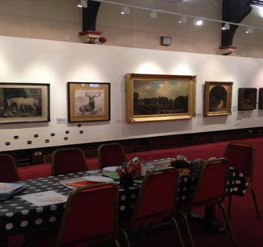 Astley Cheetham Art Gallery
