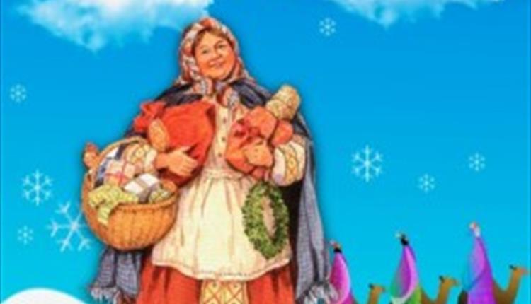 Mother Christmas.Babushka The Russian Mother Christmas Visit Manchester