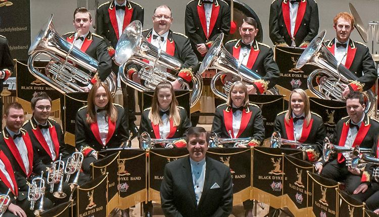 Best of Brass: Black Dyke Band with David Childs - Visit