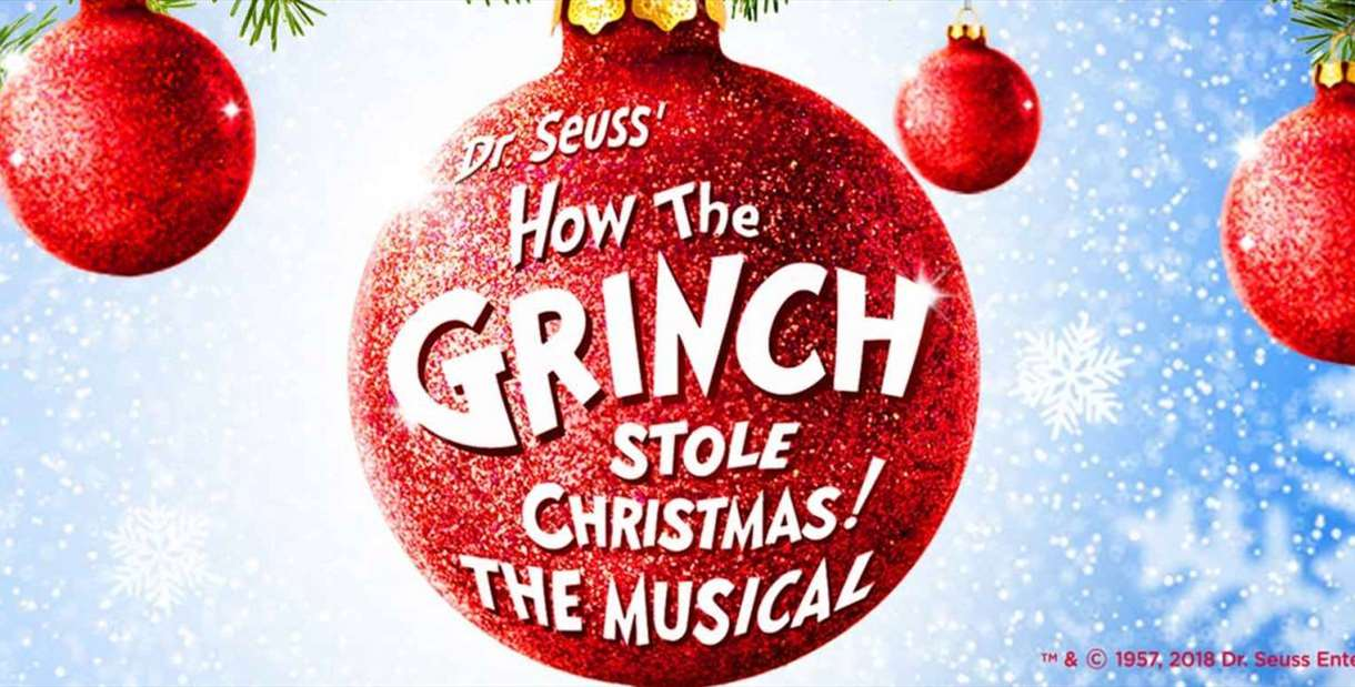 Grinch That Stole Christmas.How The Grinch Stole Christmas Visit Manchester