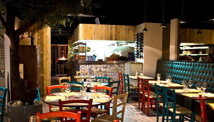 489c3c2d8d7f Salvi s Mozzarella Bar and Restaurant - Manchester - Visit Manchester