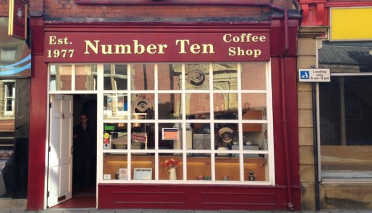 Number Ten Coffee Shop Bury Visit Manchester