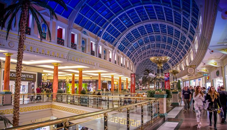 40d763bebb30 Shopping Centres in Manchester - Visit Manchester