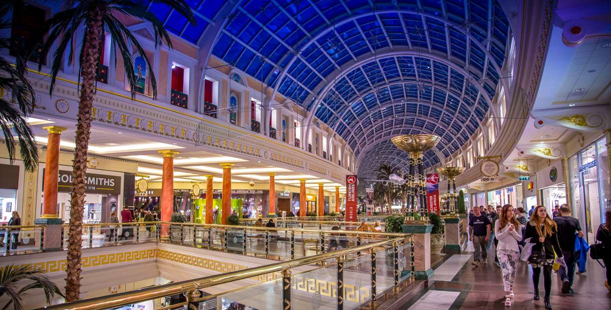 b29dcb2bcbc Shopping Centres in Manchester - Visit Manchester