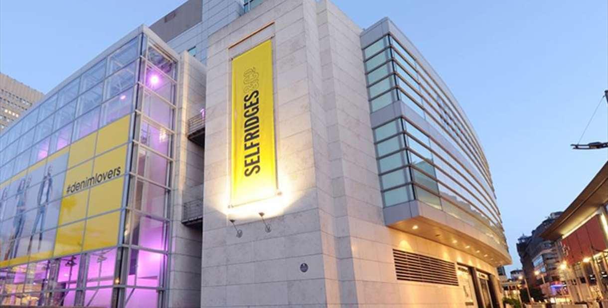 Selfridges - Manchester - Visit Manchester
