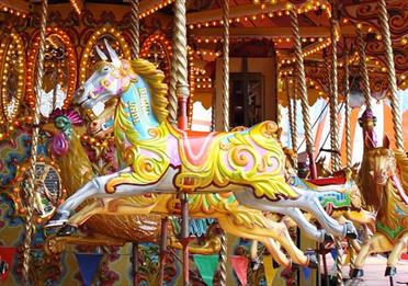 Werneth Park Traditional Family Funfair