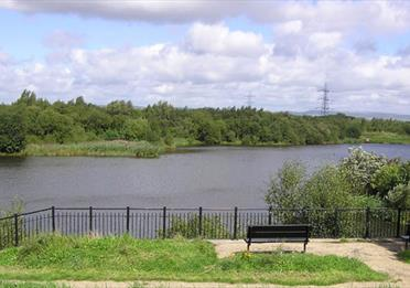 Blackleach Country Park - Lake