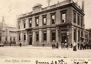 Oldham Local Studies and Archives