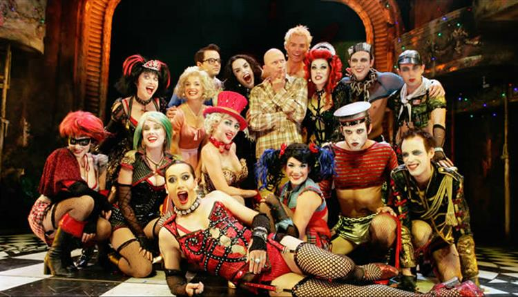 The Rocky Horror Show Visit Manchester