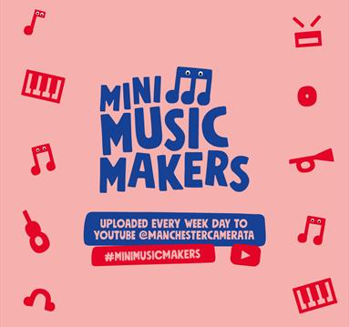 Mini Music Makers from Manchester Camerata