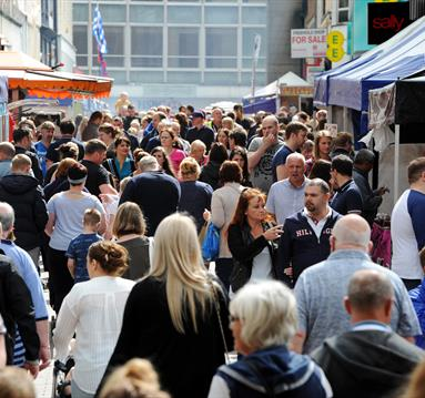 Bolton Food and Drink Festival 2018: North West's biggest food festival is almost here