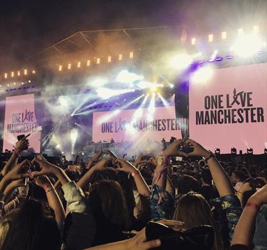 9 highlights from the One Love Manchester concert