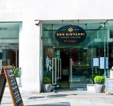 Don Giovanni celebrates a brand new cocktail list