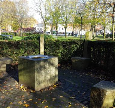 One Little Square: Corpses, Art and All Saints Park - Helen Darby