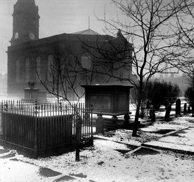 The History of All Saints Burial Ground