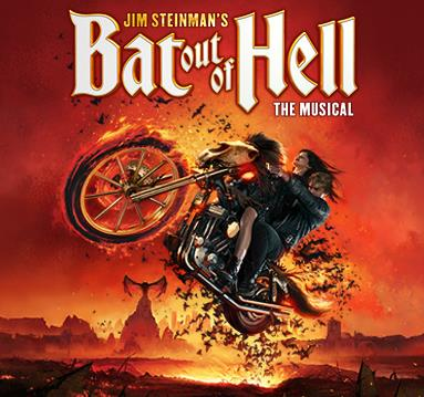 5 star reviews for Bat Out of Hell The Musical