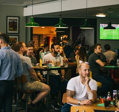 Thumbnail for Where to watch the World Cup in Manchester