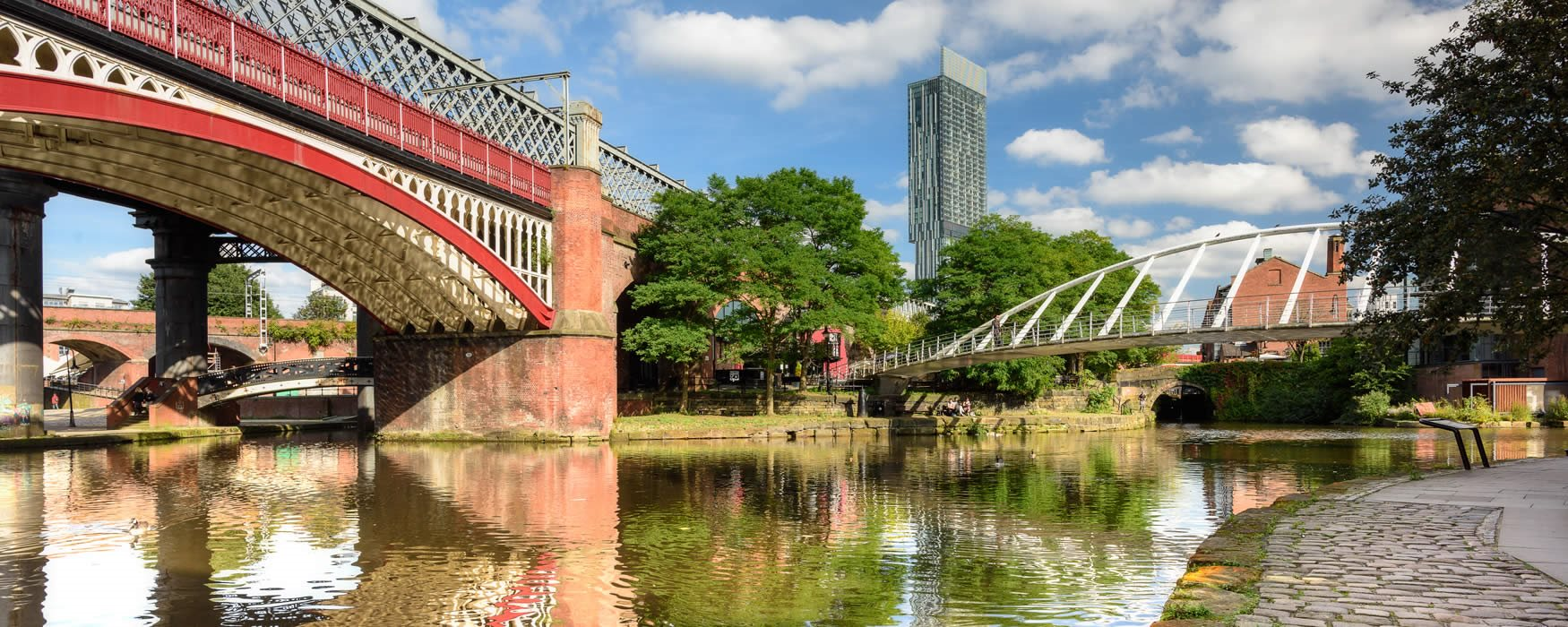 Discover the heritage of Manchester
