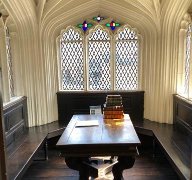Chetham's Library By Dr Peter N. Lindfield