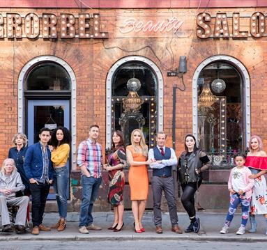 Manchester puts Age Before Beauty for BBC ONE drama