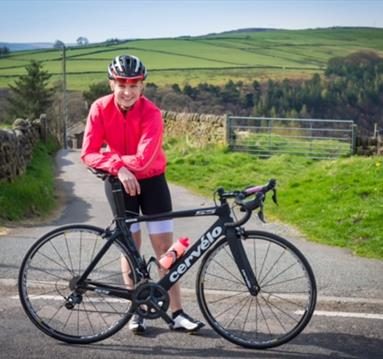 Double Olympic champion urges women to Ride Rochdale