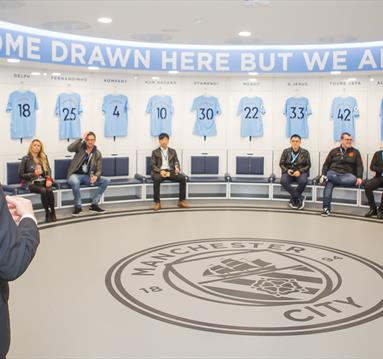 Manchester City launch immersive First Team experience for fans
