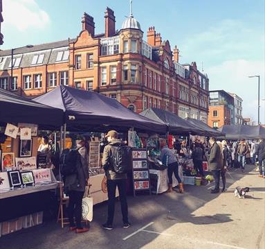 Top 5 Greater Manchester Markets