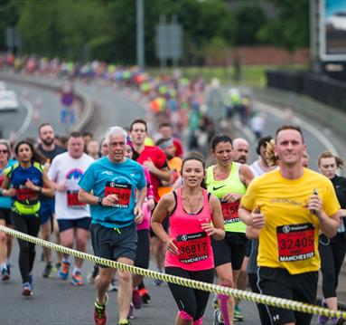 Why choose the Simplyhealth Great Manchester Run?