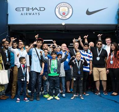 Thumbnail for Manchester City Football Club Stadium & Club Tour