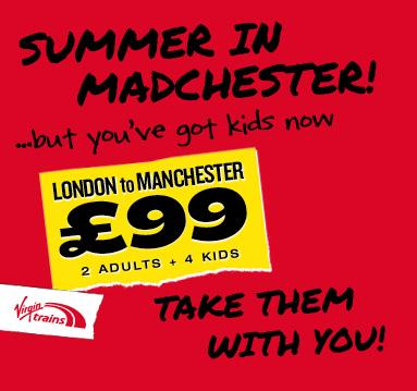 Virgin Summer offer