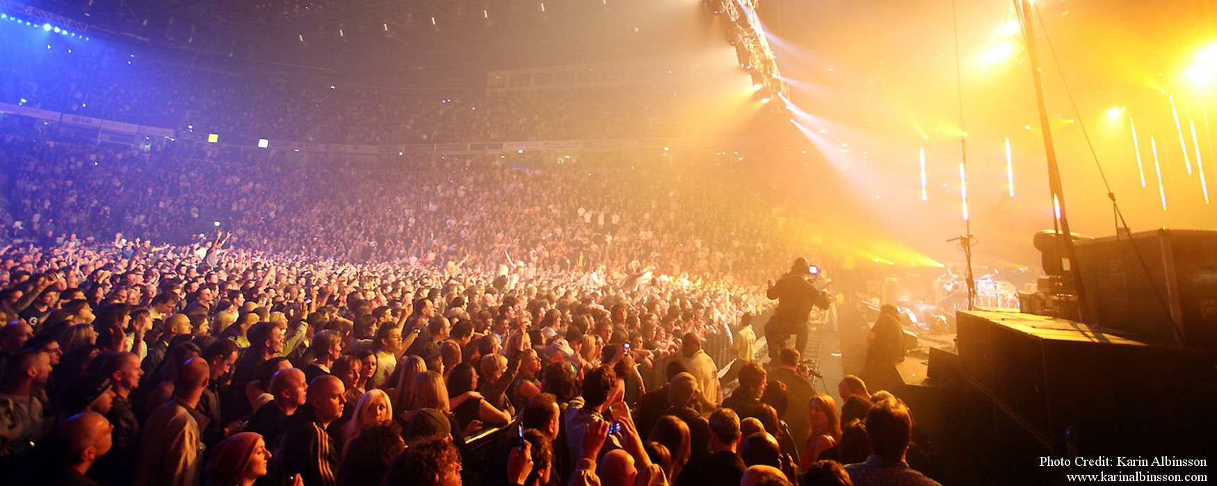 Events at Manchester Arena