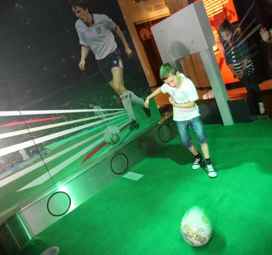 National Football Museum Receives Exhibition Funding
